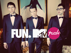 fun. tocam nos MTV Movie Awards 2012