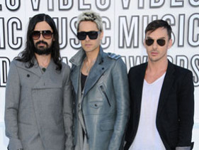 30 Seconds To Mars preparam quarto álbum