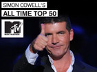 SIMON COWELL'S ALL TIME TOP 50
